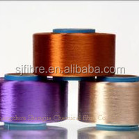 Dope Dyed Polyester Filament Yarn For