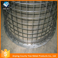 High quality 6x6 concrete/reinforcing welded wire mesh/panel (manufacturer)