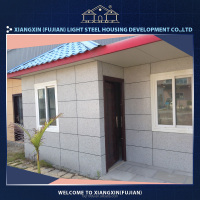 Xiangxin supply prefabricated container luxury villa