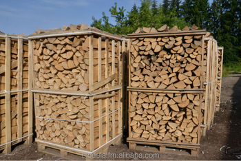 Ash, Oak, Birch, Alder firewood in boxes 2RM, 1RM
