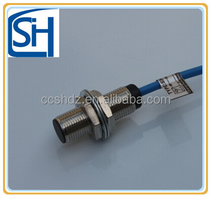 outdoor hall effect speed sensor /magnetic sensors for cylinders SH-12G-WH1A