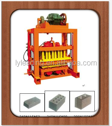 concrete block making machine in new zealand on sale