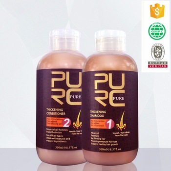 Regrowth hair product have ginger ingredient no silicone oil anti for hair loss