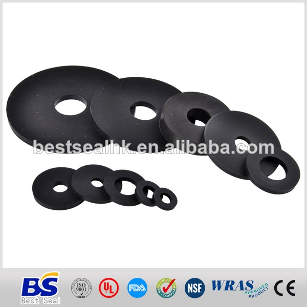 OEM NBR NR Silicone rubber hose washers