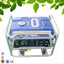 JIANSHE(CHINA) single cylinder 7.5 kva high voltage petrol portable generator price
