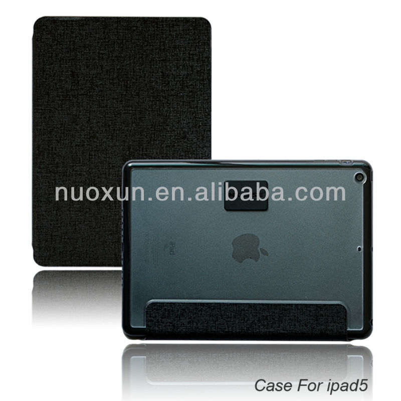 Most popular items leather smart case cover for ipad air