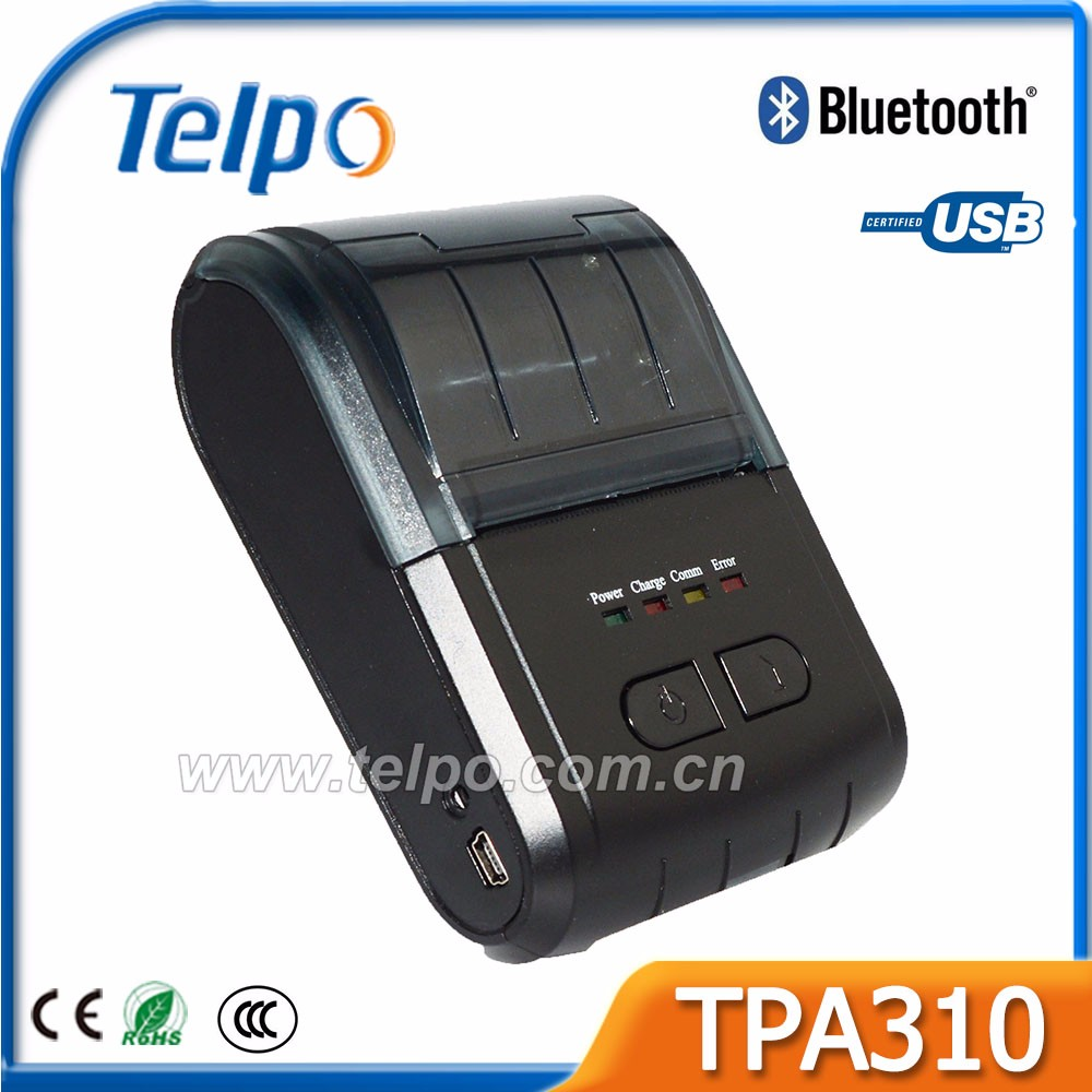Telepower TPA310 high performance bluetooth pos 80 c printer drivers