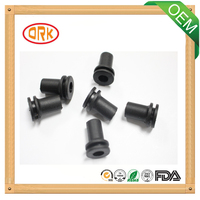 Different Size Black Silicone Rubber Joint