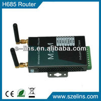Cheap H685 broadband cellular internet router with sim slot