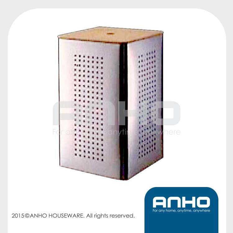 Stainless Steel Laundry Hamper elegent design 2016