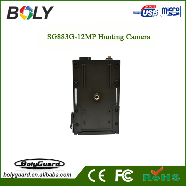 Bolyguard 12Mepixel 720p hd 3G waterproof scouting trail camera with night vision