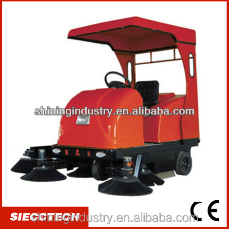 Road cleaning machines/floor street sweeper truck/dust electronic cleaner - SIECC
