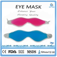 Wholesale Freezer Private Lable Hot Cold Compress Eye Mask