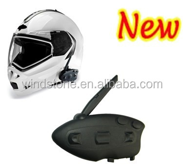 Newest!!! Motorcycle/Bike Helmet Intercom Headset Bluetooth