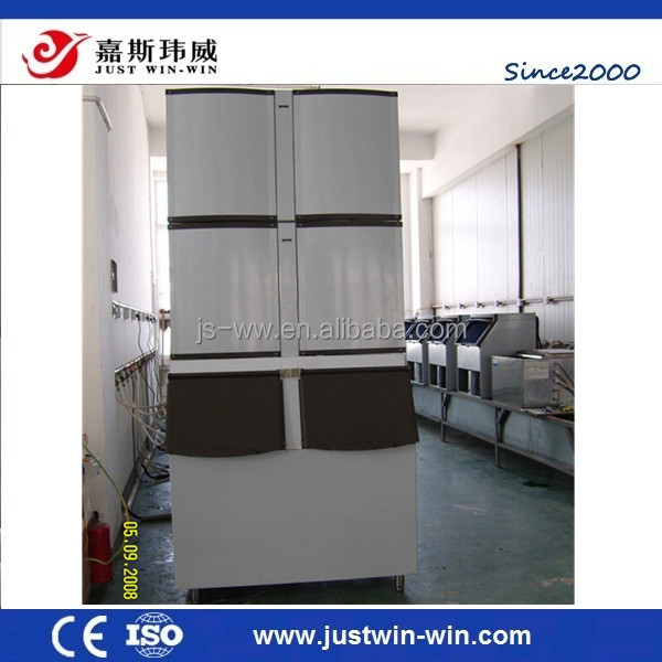 High efficiency commercial used block ice maker machine large capacity 2000kg/24h cube ice maker