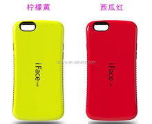 With or Without Logo iFace mall 360'' Protective Case for apple iphone5c