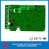 4layer lcd tv circuit board CNC