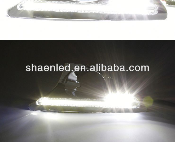 High Quality for chevrolet captiva led drl 2013 Daytime Running Light