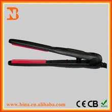 Fashion red pro flat iron hair straighteners for sale
