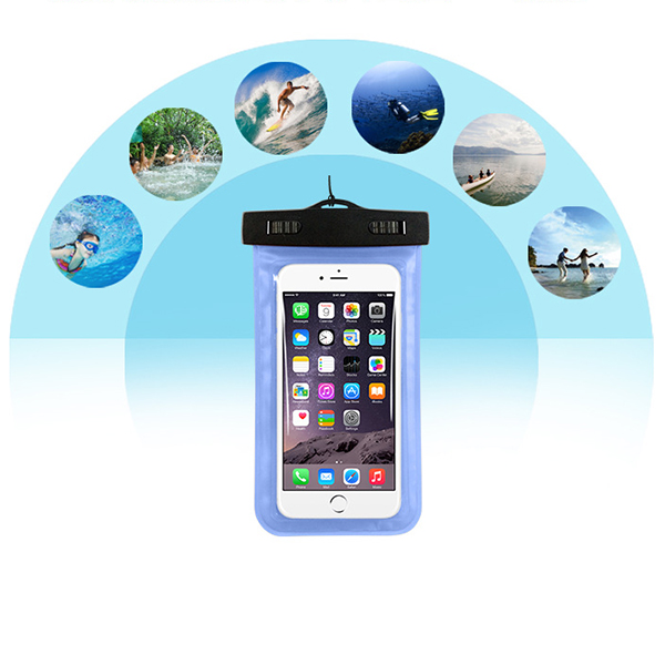 Hotsale Wholesale pvc Waterproof Phone Case for iPhone 5