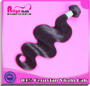 7A peruvian virgin hair Shining and tangle free no bad ends raw virgin hair peruvian body wave