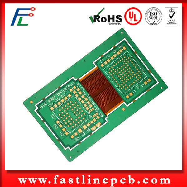 Rigid-Flex PCB for car board