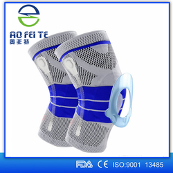 2016 Knee Compression Sleeve with Closed Patella Coverage Knee Support