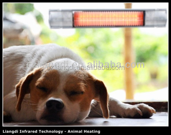 Infrared Patio Electrical Wall Heater Portable Heater