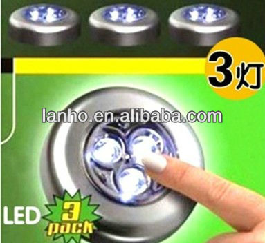 3 LED Stick touch Lamp