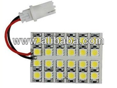 auto led dome light