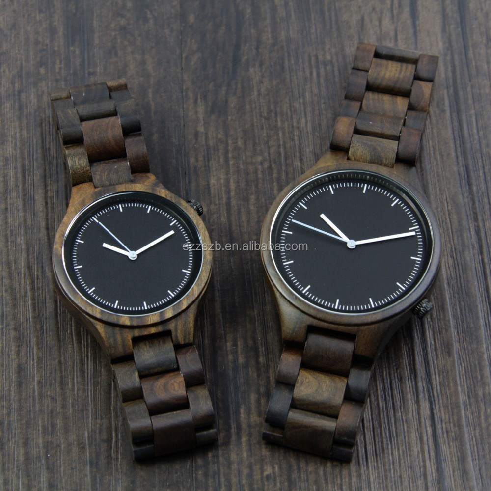 2017 new arrival 100%Natural wood and Fashion charming BEWELL wood watch/bamboo watch withJapan Movt 2035