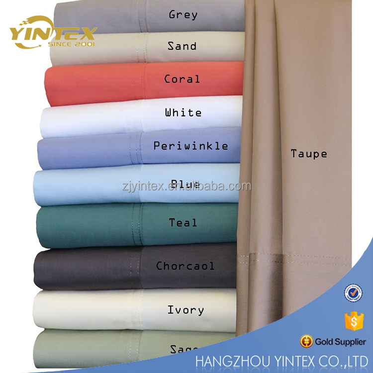 Silky Soft Bamboo Cotton Bed Sheet Sets, 100% Bamboo-Cotton Queen Size Bed Sheet Bedding Set