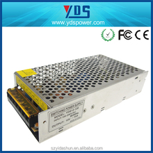 passed CE FCC RoHS cctv camera power supply 120W 12V 10A smps power supply