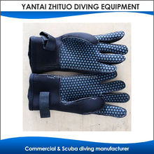 manufacture direct selling commercial waterproof dive gloves