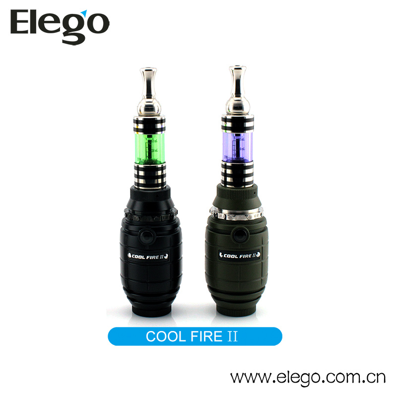 Wholesale Price Innokin Cool Fire2 CE&ROHS Cool Fire II Ecig With Variable Wattage