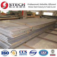 Coatd ASTM SA516 steel plate for oil & gas tank construction