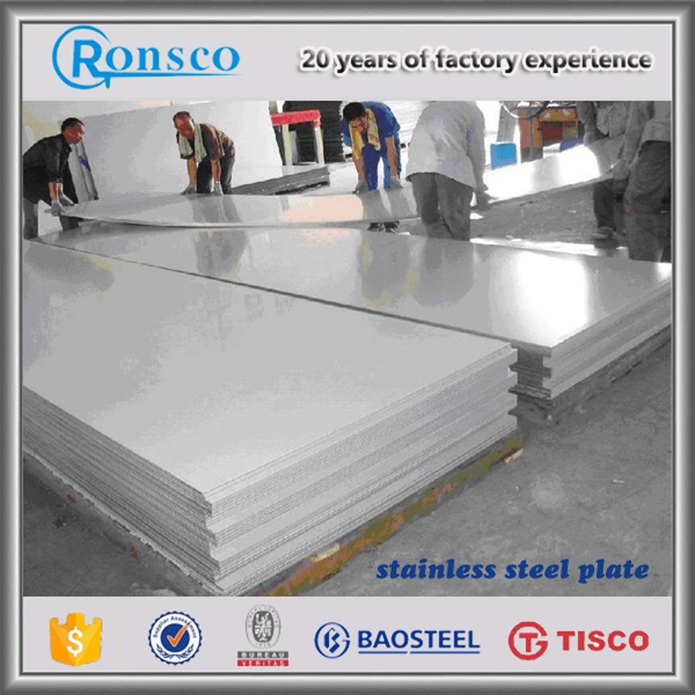 weight of astm a167 ss 304 stainless steel sheet 2b,no.4,ba
