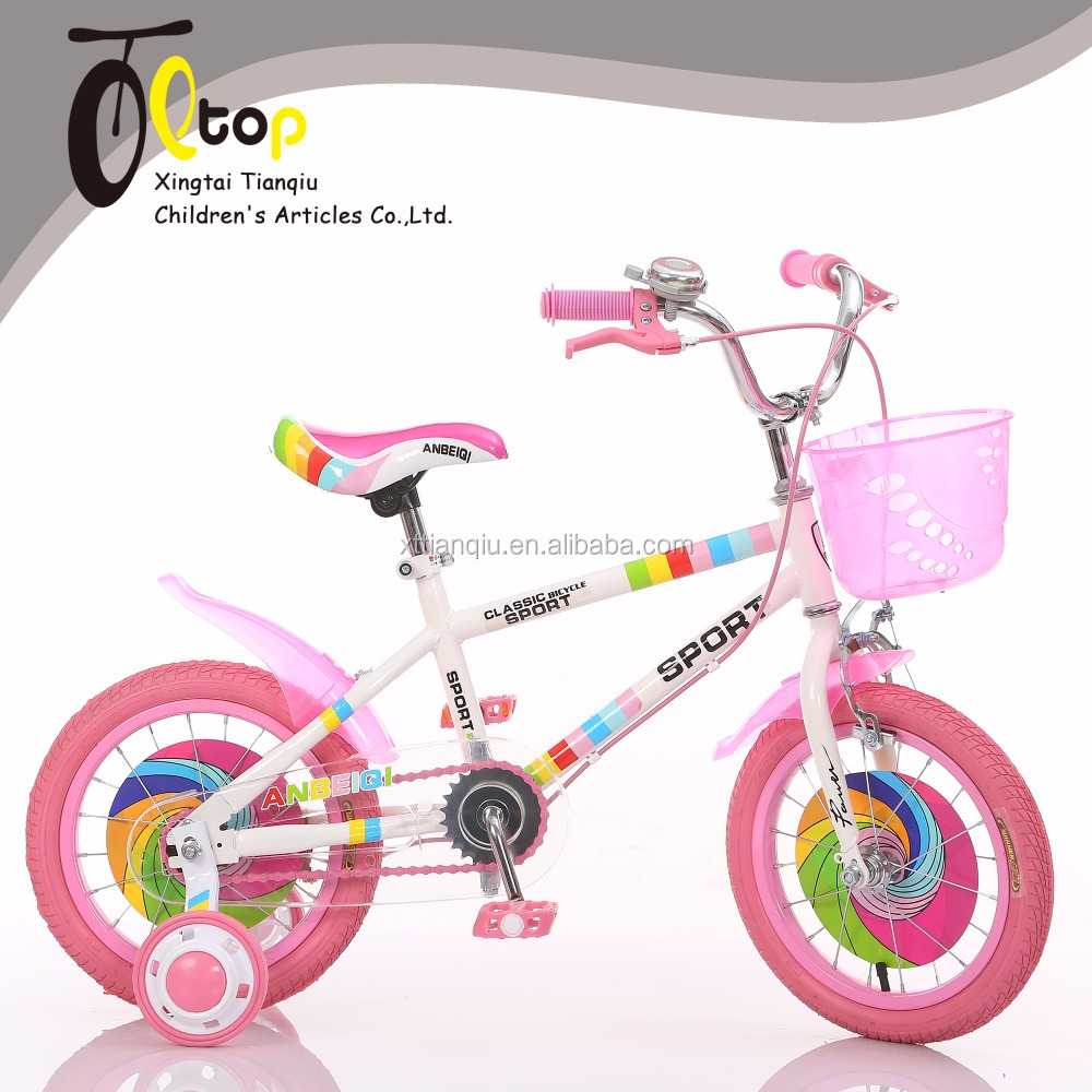 New Top quality 12 ''Children Bicycle Price/Freestyle cool Boys Bicycles for Kids/four wheel cycling Childrens Bike Sale