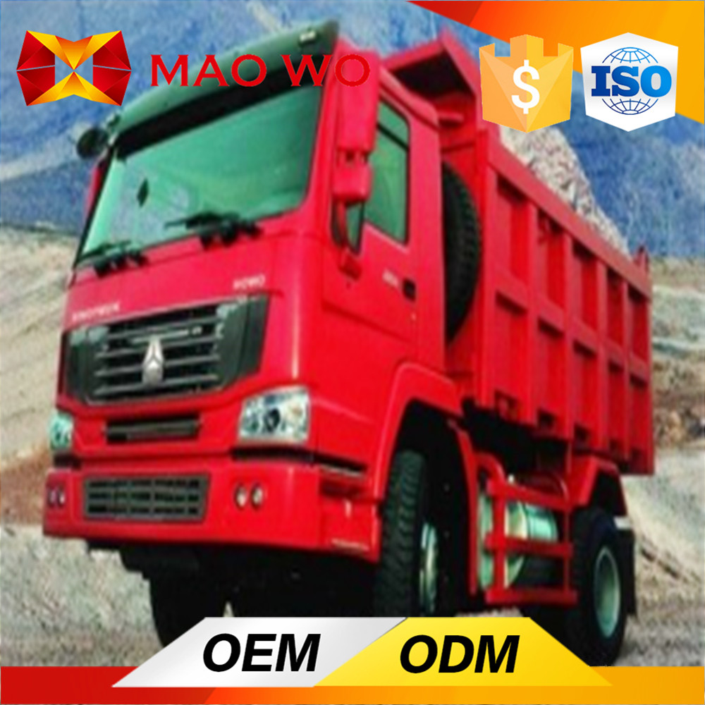 Hot Sale China 10 tires 30 ton Tipper Truck for contruction purpose