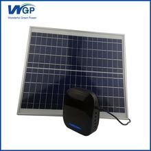 Multifunctional 1pc 20W solar panel generator portable power pack