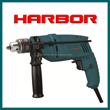 HB-ID023 HARBOR 2016 hot selling 13mm high power electric power tools electric drill rotary hammer drill power drill