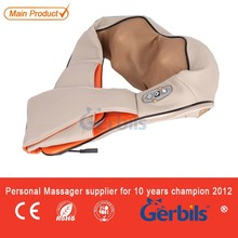 New style Electric rechar Gerbils thai triangle pillow <strong>massager</strong>