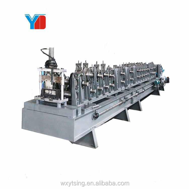 Good Price Construction Scaffold C Purlin Roll Forming Making <strong>Machine</strong> Customized