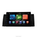 Winmark Quad core Android 6.0 Car Radio GPS Player 9 Inch 1 Din 2GB RAM 16GB ROM For E39 1996-2003 DY9002