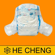 Machine manufacturing organic dry plus baby print diaper factory