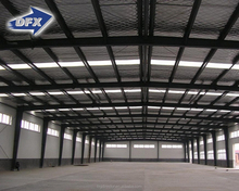 steel structure building multi-storey warehouse