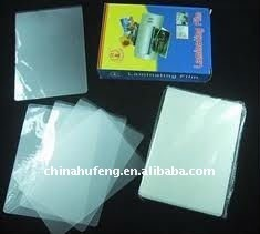 A4 laminovaci folie Laminating film