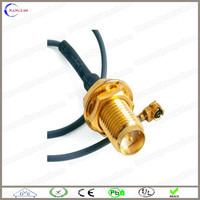 radio antenna coaxial cable 120mm
