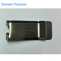 Titanium Money Clip,antique money clip for men,titanium pocket hanger