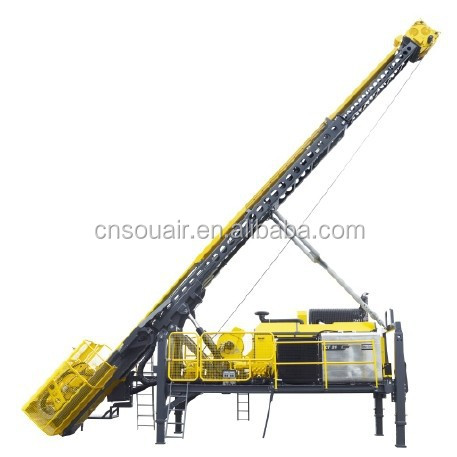 Atlas Copco surface Christensen CT20 : Surface core drilling rig for deep hole drilling